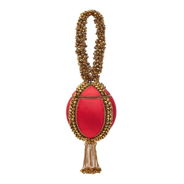 MAE CASSIDY Babi Bracelet Fiery Red