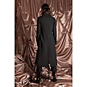 Black Silk Coat image