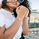 Akan Goldweights Bangle Bracelet image