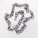 Silver Chain Belt / Necklace image