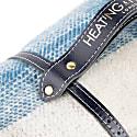 Pure New Wool Waterproof Picnic Blanket - The Posh Getaway image