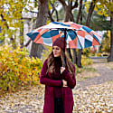 Small Umbrella: Limited Edition Scott Albrecht - Multicolor Pattern image