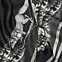 Egret Cameo Silk Modal Scarf image