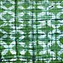 Green Silk Jungle Scarf image
