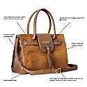 The Windsor Handbag Tan image
