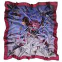 Amor Vincit Omnia Silk Scarf image