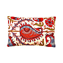 Hagia Sophia Isidore Suzani Ikat Double Sided Heritage Design Cushion image