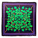 Suculenta Silk Scarf image