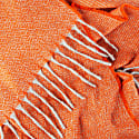 Love Stories Cashmere Scarf - Tangerine image