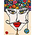 Bibi Fine Art Print Women Collection image