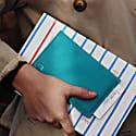 Notebook & Passport Holder Teal image