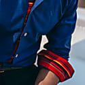 Oxford Navy Mara Shirt image