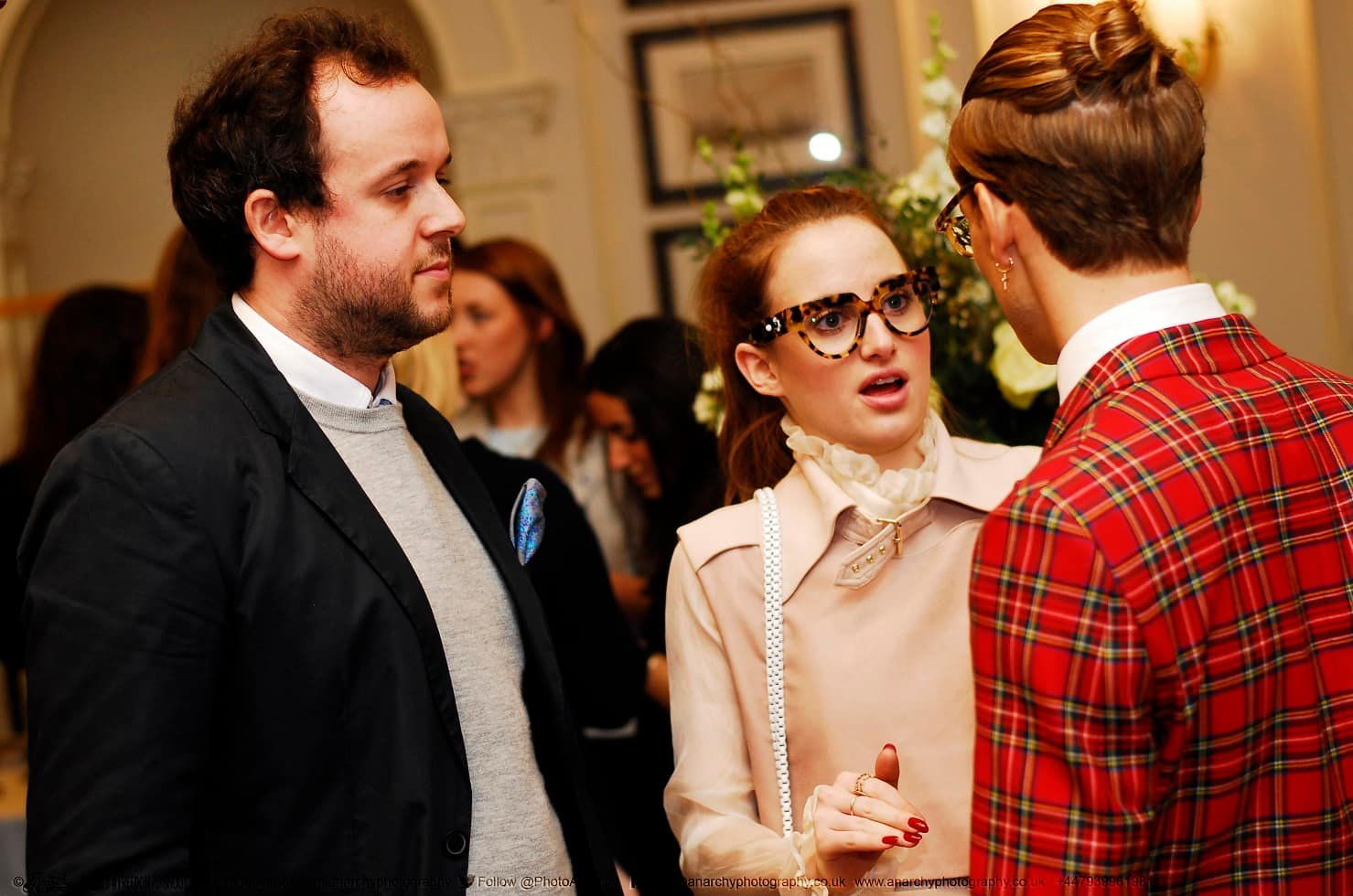 George Graham, Rosie Fortescue & Proudlock