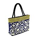 Bag Silk Style2 Blue & Green image