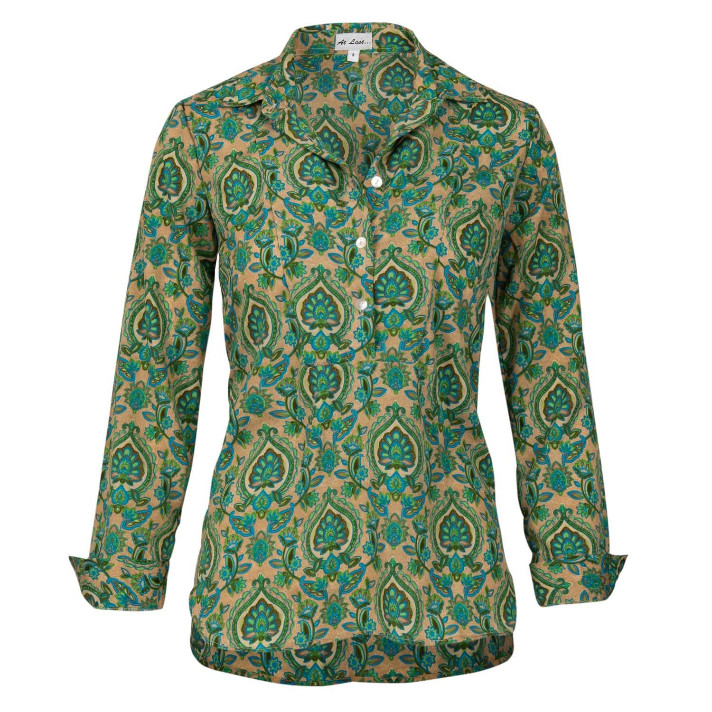 f792fdf141a45 Soho Shirt- Green image