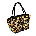 Bag Silk Style1 Black & Yellow image
