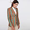 Striped Blazer Berna image