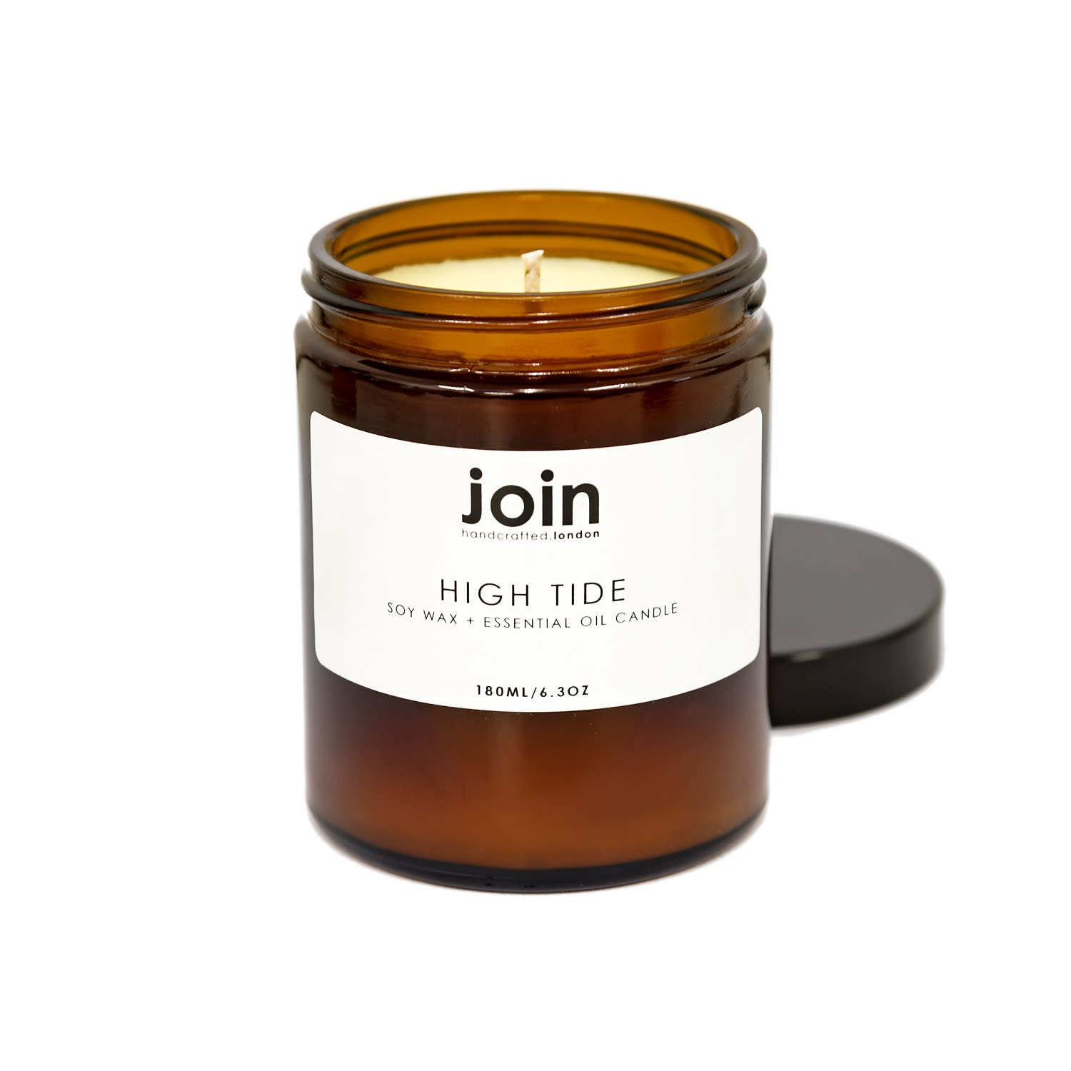 High Tide Luxury Scented Soy Wax & Essential Oil Candle by Join