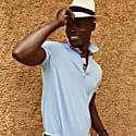 Light Blue Polo Shirt image