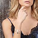 Silver Heart Bracelet image