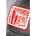 Trucker Badge Cap - Grey image