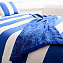 Blue Ocean Throw Made With Ocean Recycled Plastic image