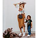 Iris Rattan Clasp Bag image