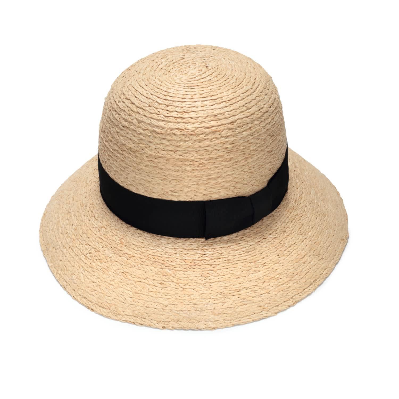 43655adcb6e Straw Cloche Hat image
