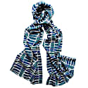 Desert Sea Blue Scarf image