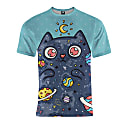 Space Cat T-Shirt image