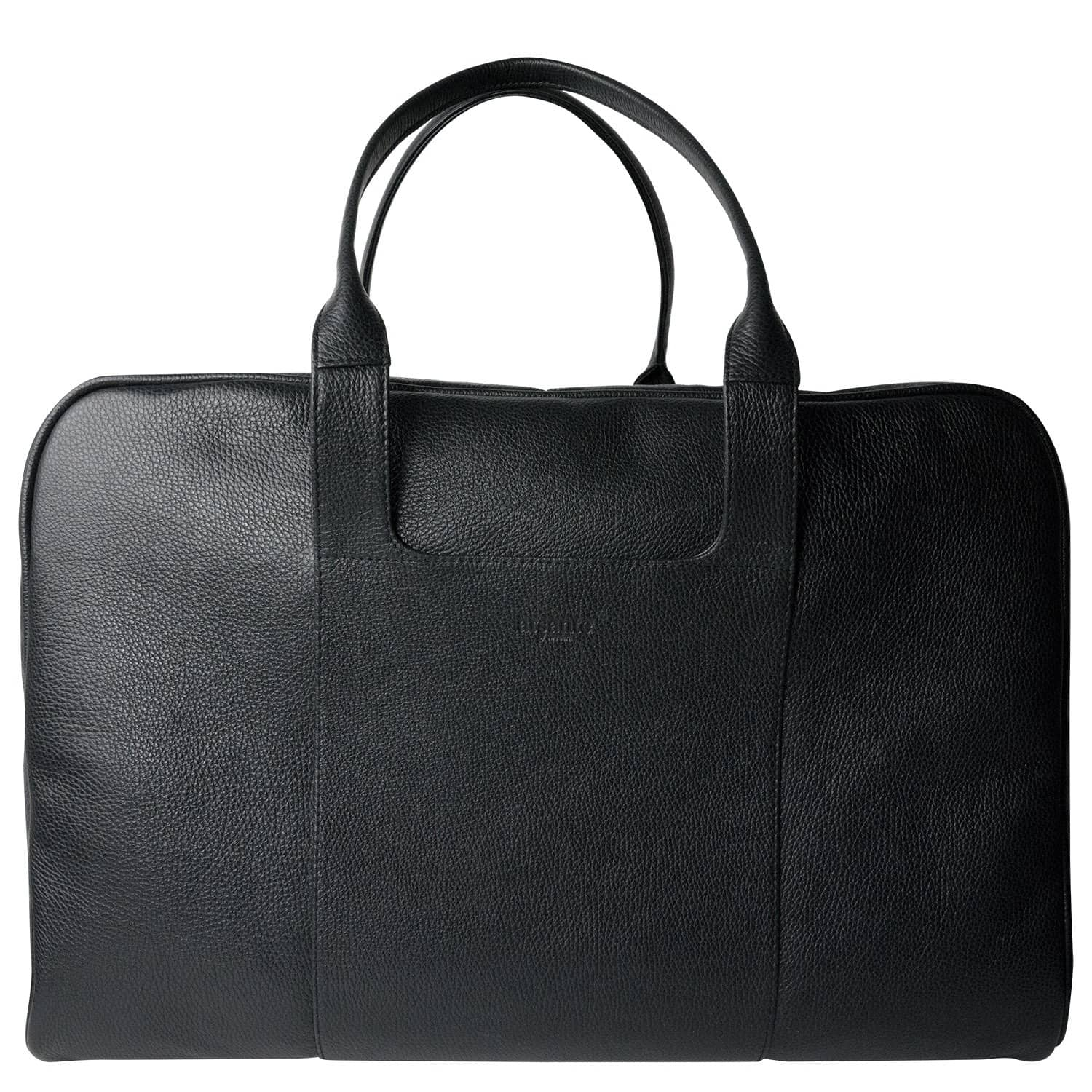 621128a2e6e Luxury Handmade Leather Weekend Bag | Arsante of Sweden | Wolf & Badger