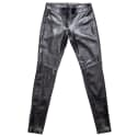 Skinny Leather Trousers image