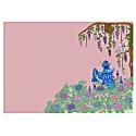 Chinoise Garden Print image