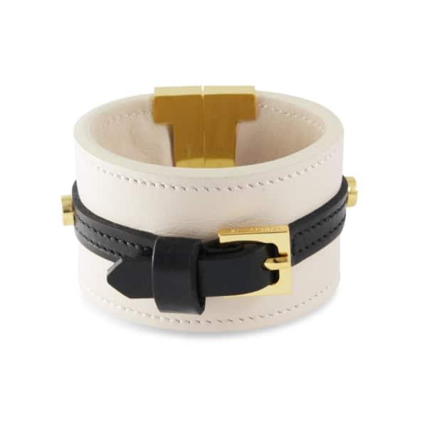 TISSUVILLE Skansen Bracelet Almond Latte Gold