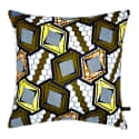Norma Afro-Geometric Luxe Cushion image