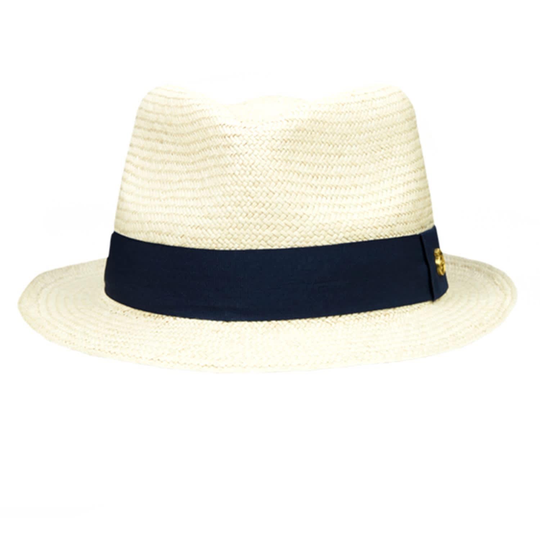 a1f878fa6 Montecristi Panama Hat London Short Brim by La Marqueza Hats
