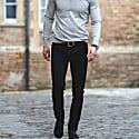 Clifton Slim Fit Jeans Black image
