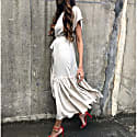 Porter Cream Dress image