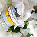 Valentina Bracelet Silver Gray image