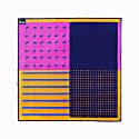 Luxury Men's Socks & Pocket Square - Luxury Box Signature Blue image