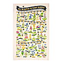 Bee Friendly Tea Towel image