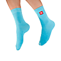 Sky Blue - A New Sock Experience - Bamboo & Cotton image