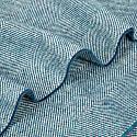 Daydreams - Merino Lambswool Throw - Sea Blue image