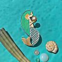 Amathea Enamel Pin Aqua image