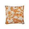 Iris Saffron Cushion image