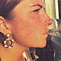 Moonstone, Rose Quartz & Aqua Chalcedony Detachable Earrings image