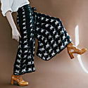 Fisherman Trousers In Animalier image