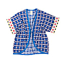 Romaria Short Kimono Multi-Colour image