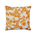 Flora Saffron Cushion image