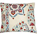 Flower Corner Suzani Cushion image